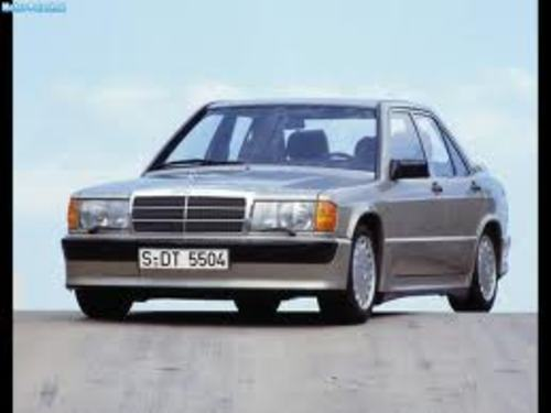 Product picture Mercedes-Benz Series 107, 123, 124, 126 Manual 1981-1993