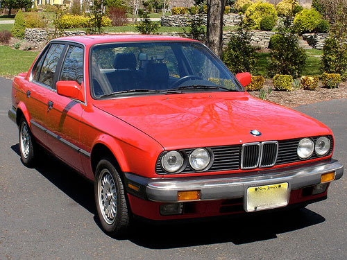 Product picture BMW 3 Series E30 Service Manual 1984-1990